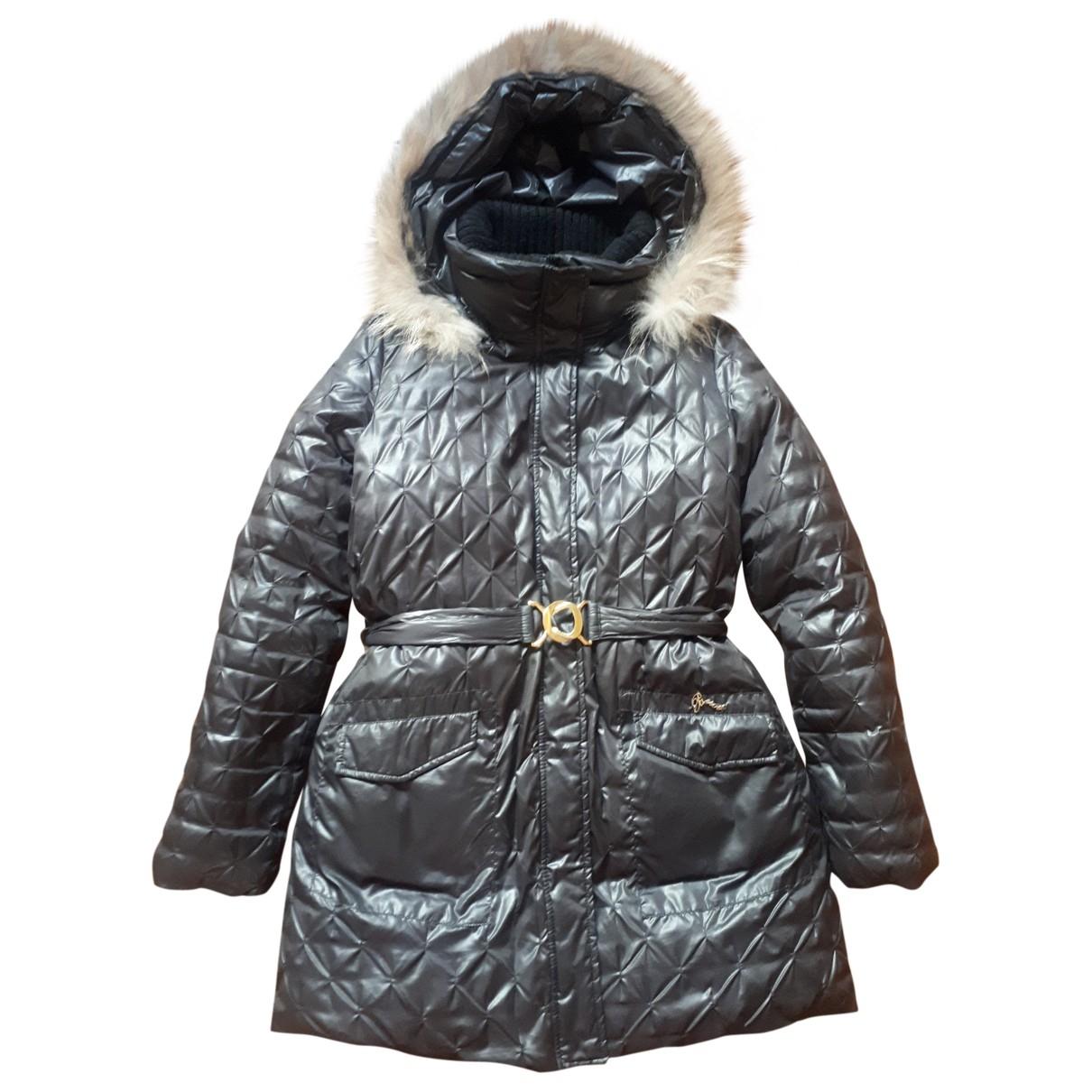Parrot - Blousons.Manteaux   pour enfant - noir