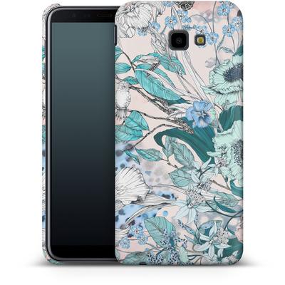 Samsung Galaxy J4 Plus Smartphone Huelle - Make Me Blush von Stephanie Breeze