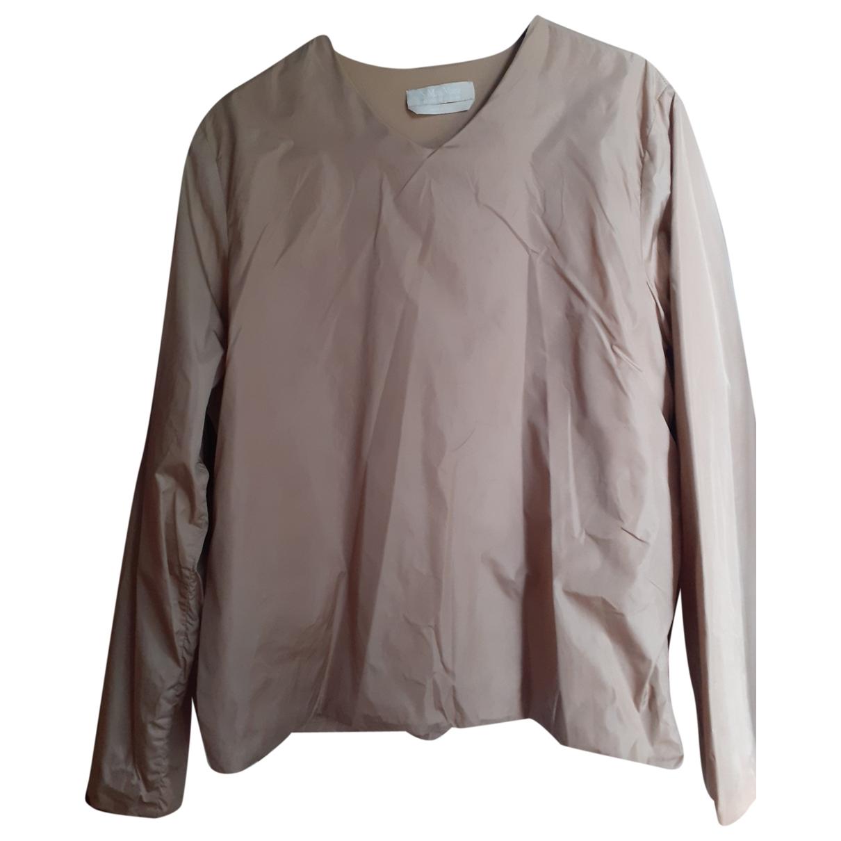 Max Mara 's \N Beige Knitwear for Women M International