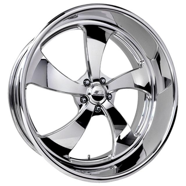 Billet Specialties DT91262Custom BLVD 91 Wheels 26x12