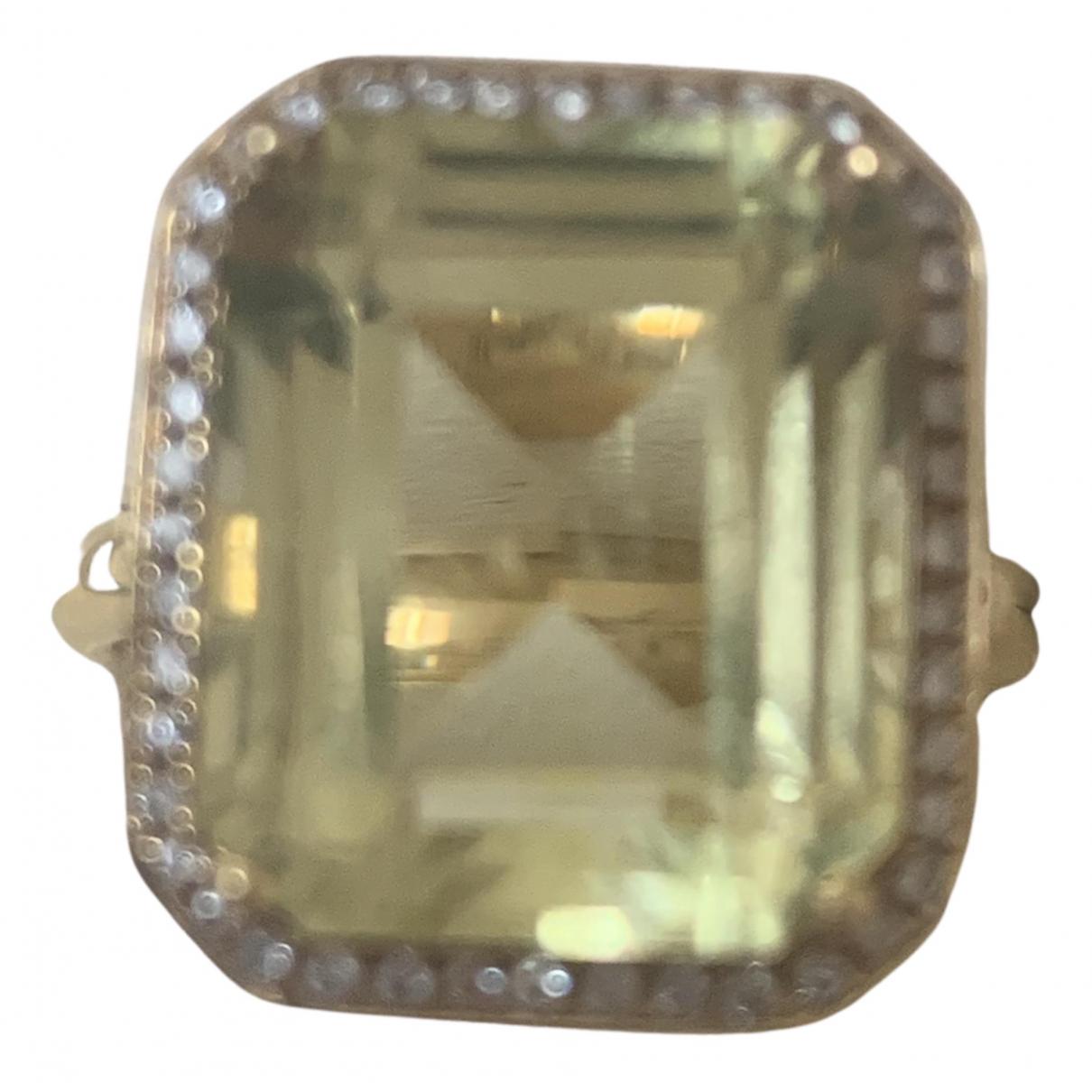 Annoushka \N Ring in  Gelb Gelbgold