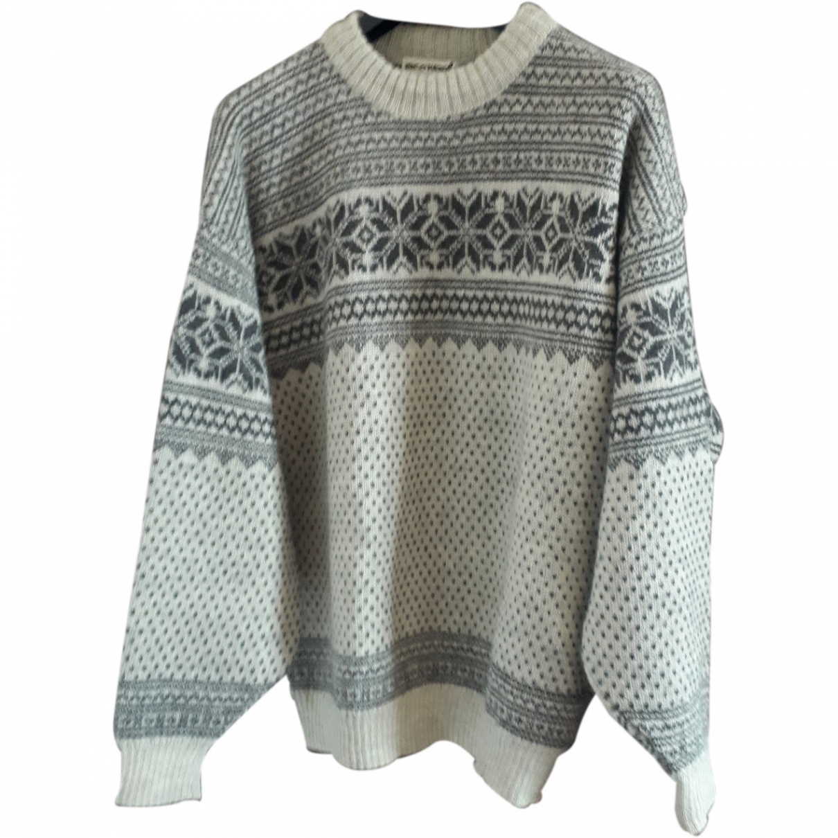 Non Signé / Unsigned \N Multicolour Wool Knitwear & Sweatshirts for Men XXL International