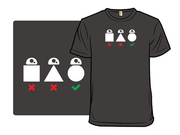 Droid Design 101 T Shirt