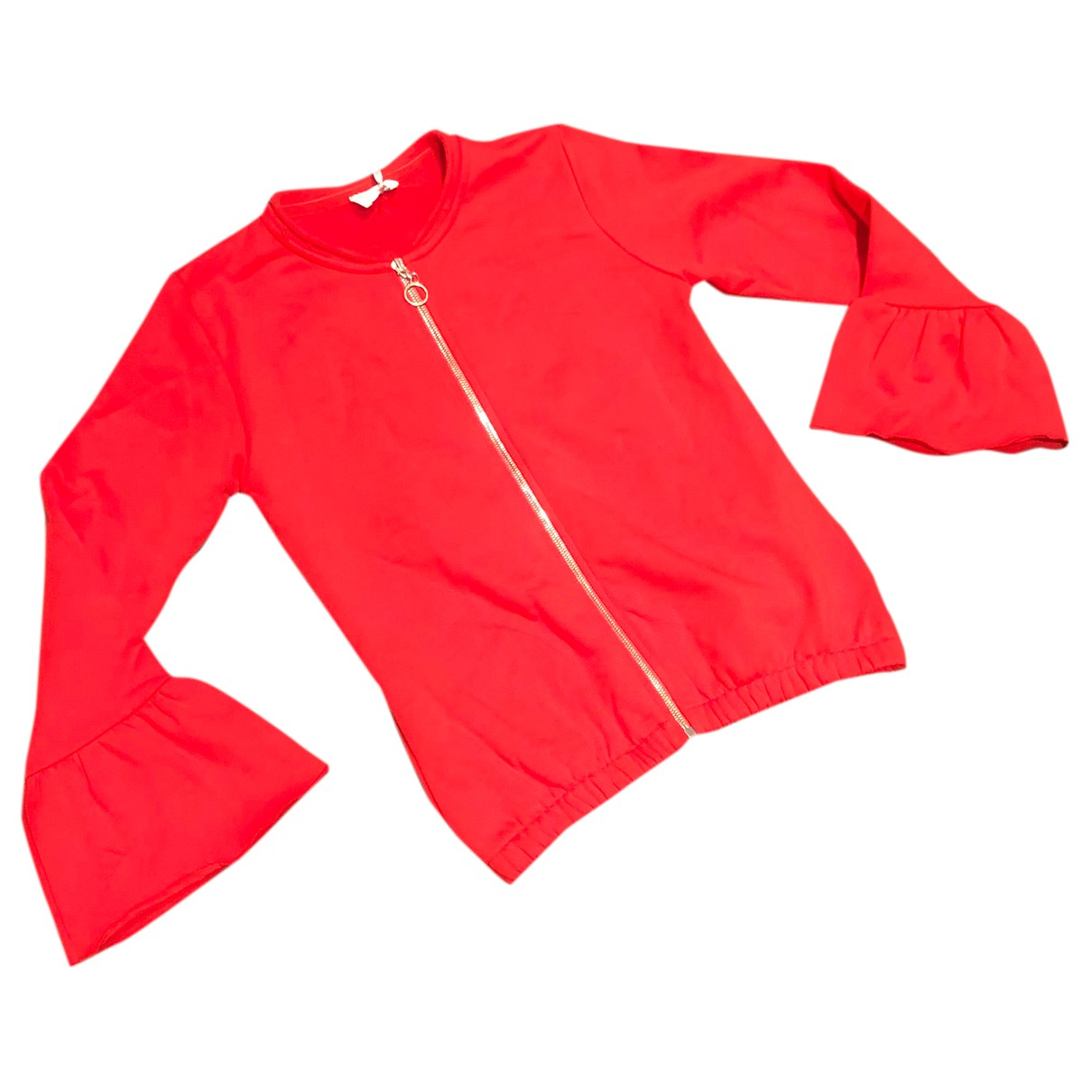Pinko N Red Cotton jacket & coat for Kids 12 years - XS FR