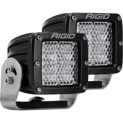 Rigid Industries D-Series Dually HD 60 Deg. Diffusion LED Light - 222513
