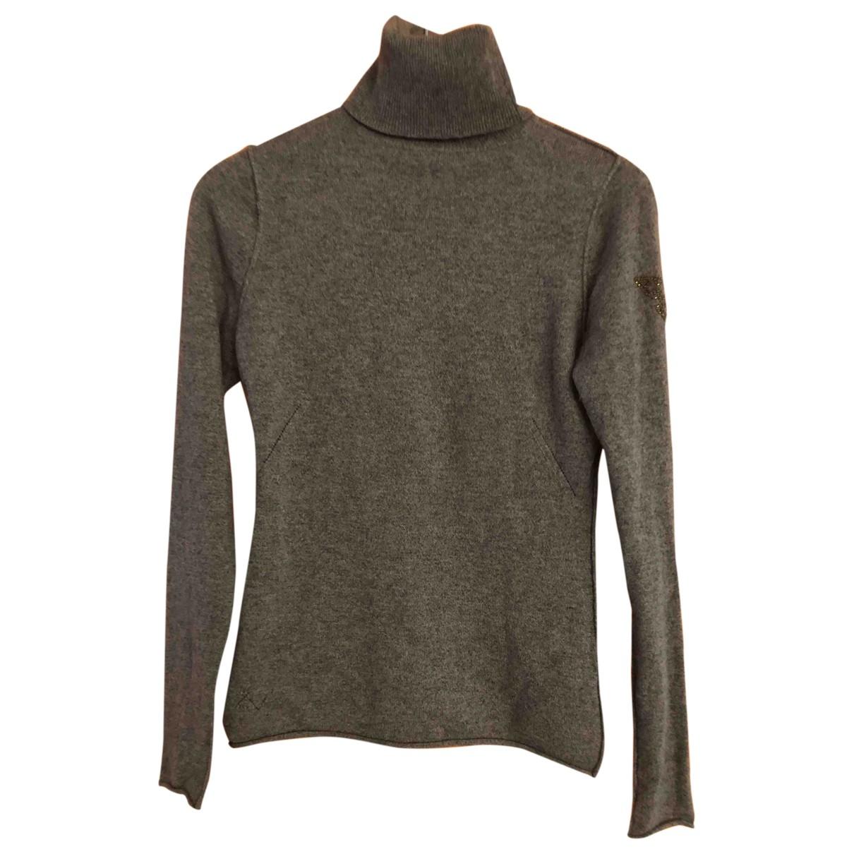 Zadig & Voltaire \N Beige Cashmere Knitwear for Women M International