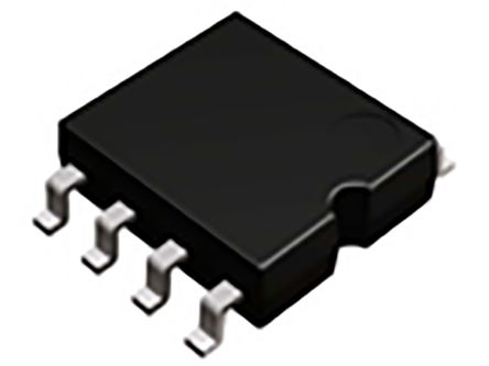 ROHM BR24G128F-5E2, 128kbit EEPROM Memory 8-Pin SOP (10)