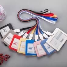 Kartenhalter mit Schluesselband 1 Stueck