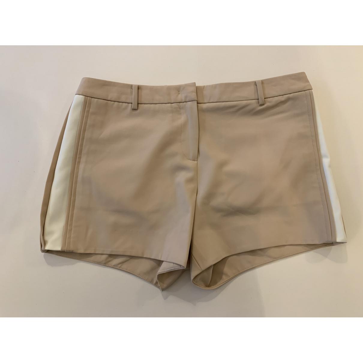 Calvin Klein \N Shorts in  Rosa Polyester