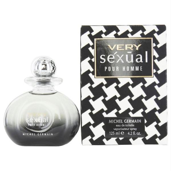 Very Sexual Pour Homme - Michel Germain Eau de toilette en espray 125 ML