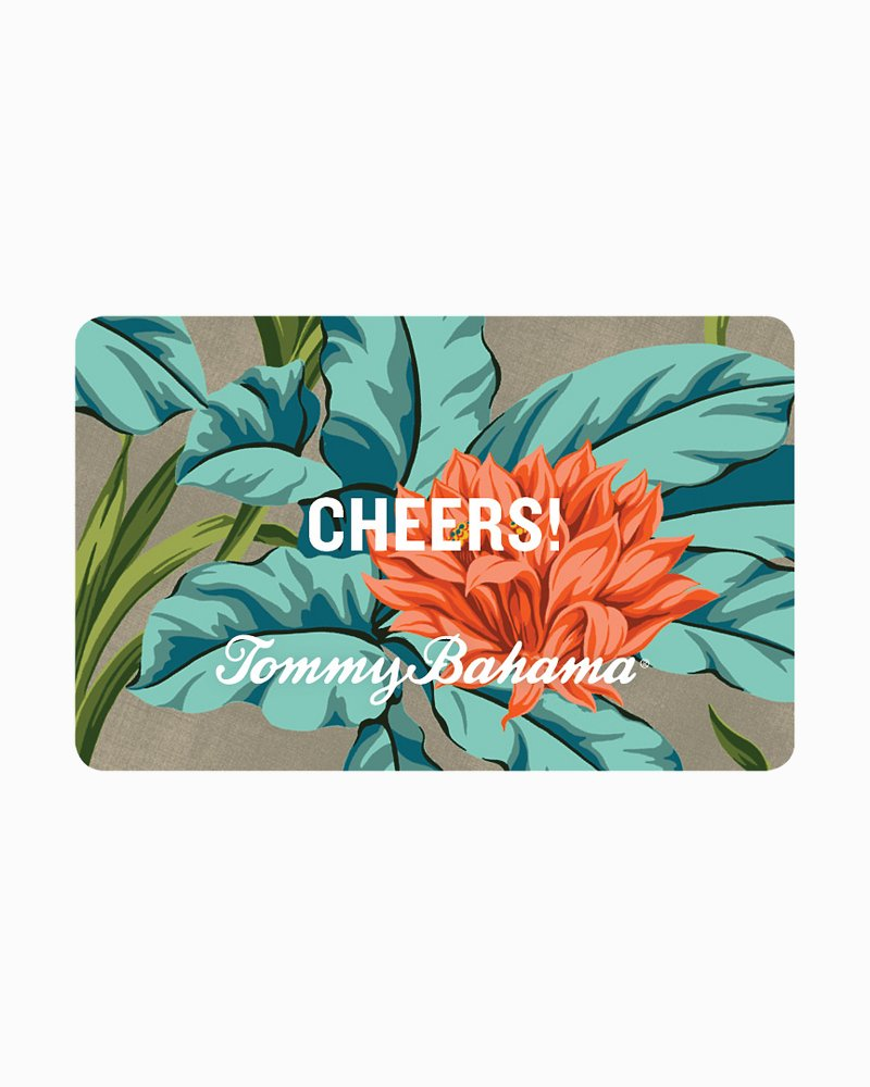 Tommy Bahama Cheers eGift Card
