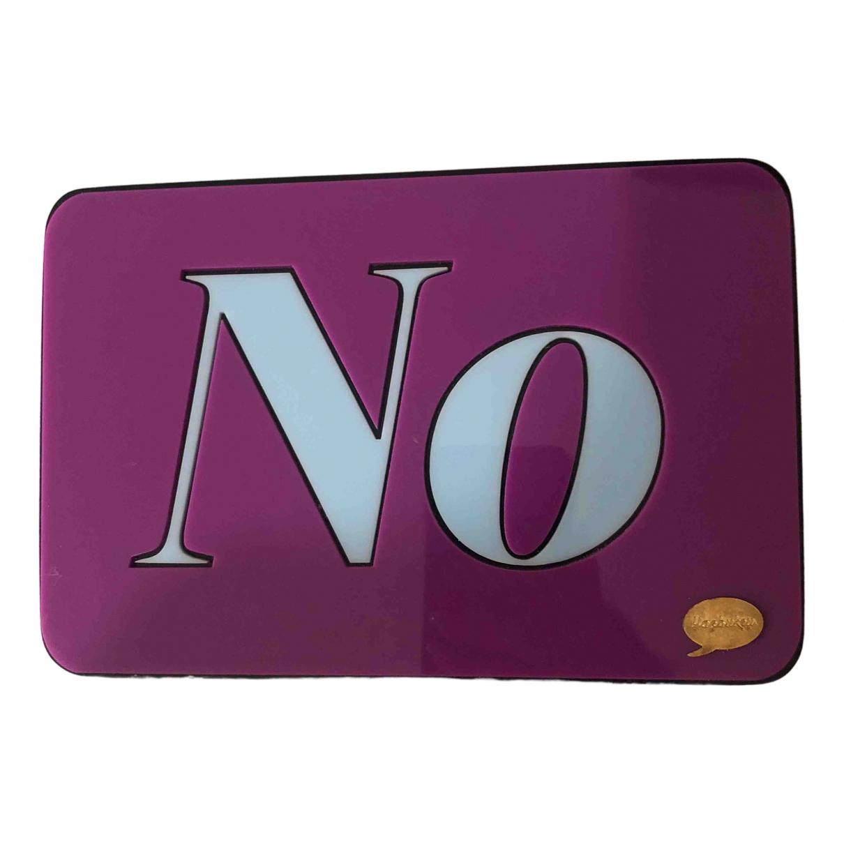 Yazbukey - Pochette   pour femme - violet