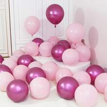 20pcs Solid Decorative Balloon