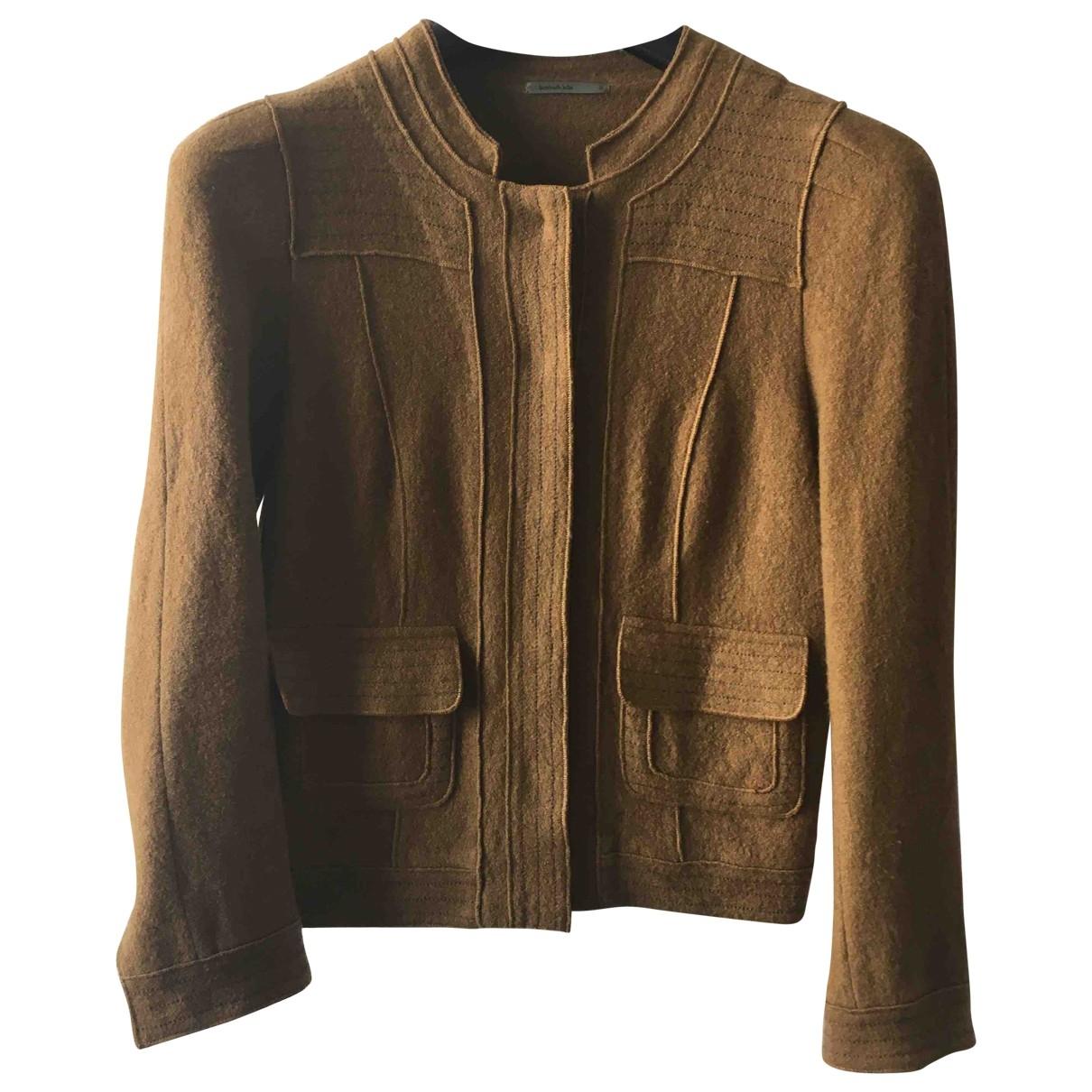 Bimba Y Lola \N Khaki Wool jacket for Women S International