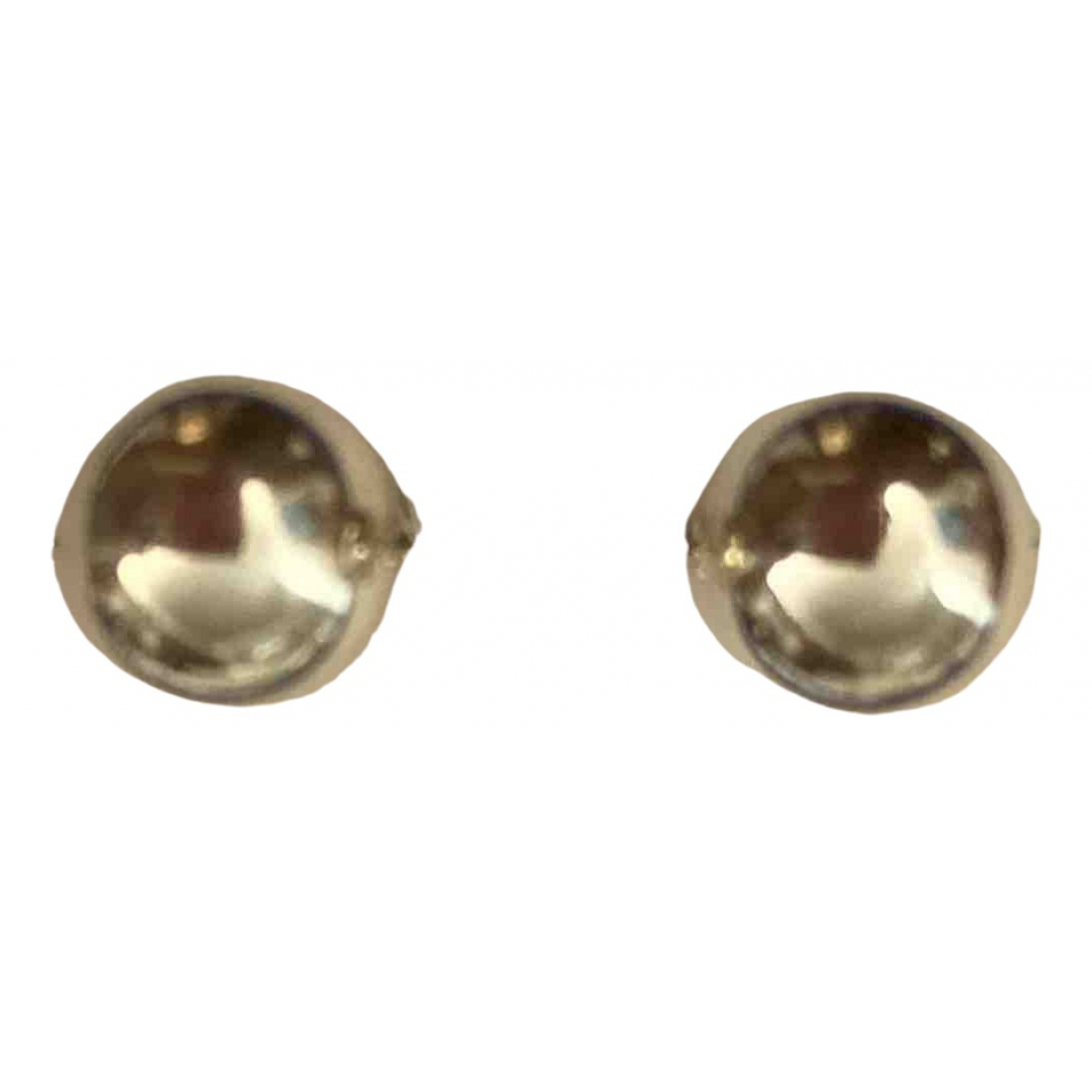 Tiffany & Co \N Silver Silver Earrings for Women \N
