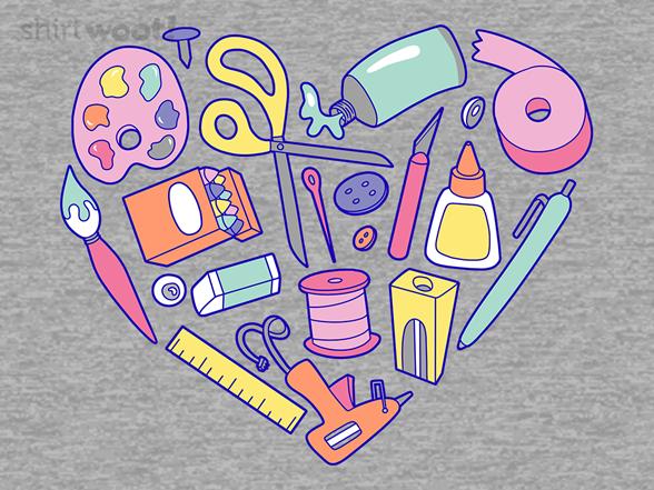 Heart Supplies T Shirt