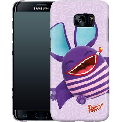 Samsung Galaxy S7 Edge Smartphone Huelle - Sorgenfresser Mary von Sorgenfresser