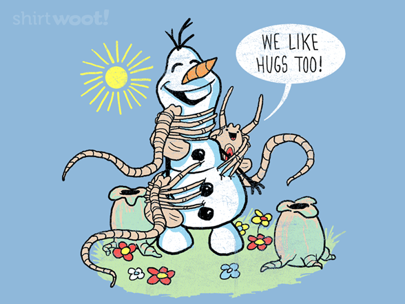 Warm Hugs T Shirt