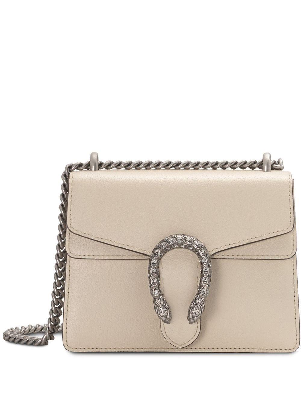 Dionysus Mini Leather Shoulder Bag