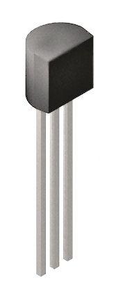 DiodesZetex Diodes Inc APT13003EZTR-G1 NPN High Voltage Bipolar Transistor, 1.5 A, 700 V, 3-Pin TO-92 (100)