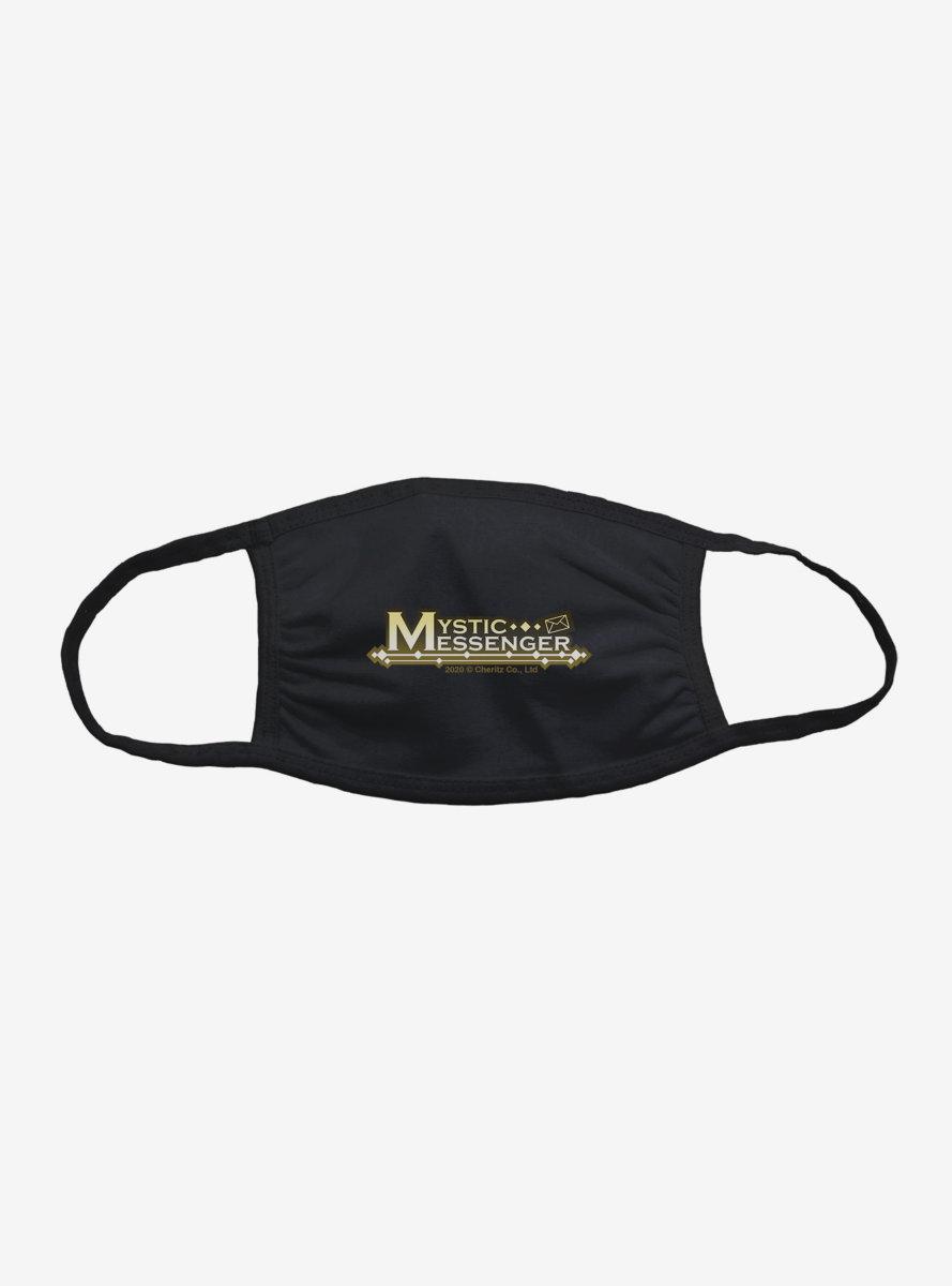 Mystic Messenger Classic Script Face Mask
