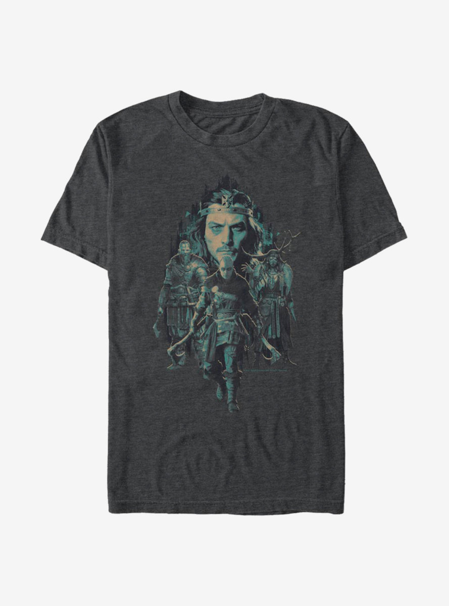 Assassin's Creed Valhalla Group Shot T-Shirt
