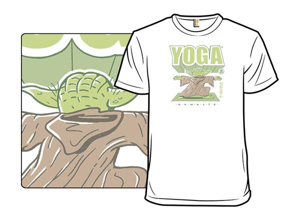 Master Yoga T Shirt