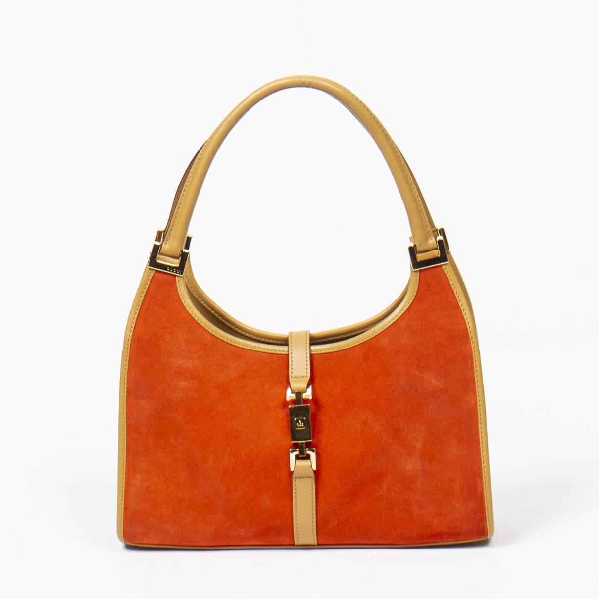 Gucci Jackie Handtasche in Leder