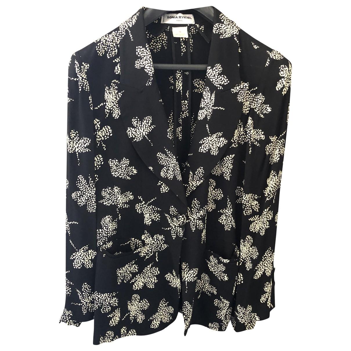 Sonia Rykiel \N Black jacket for Women 40 FR