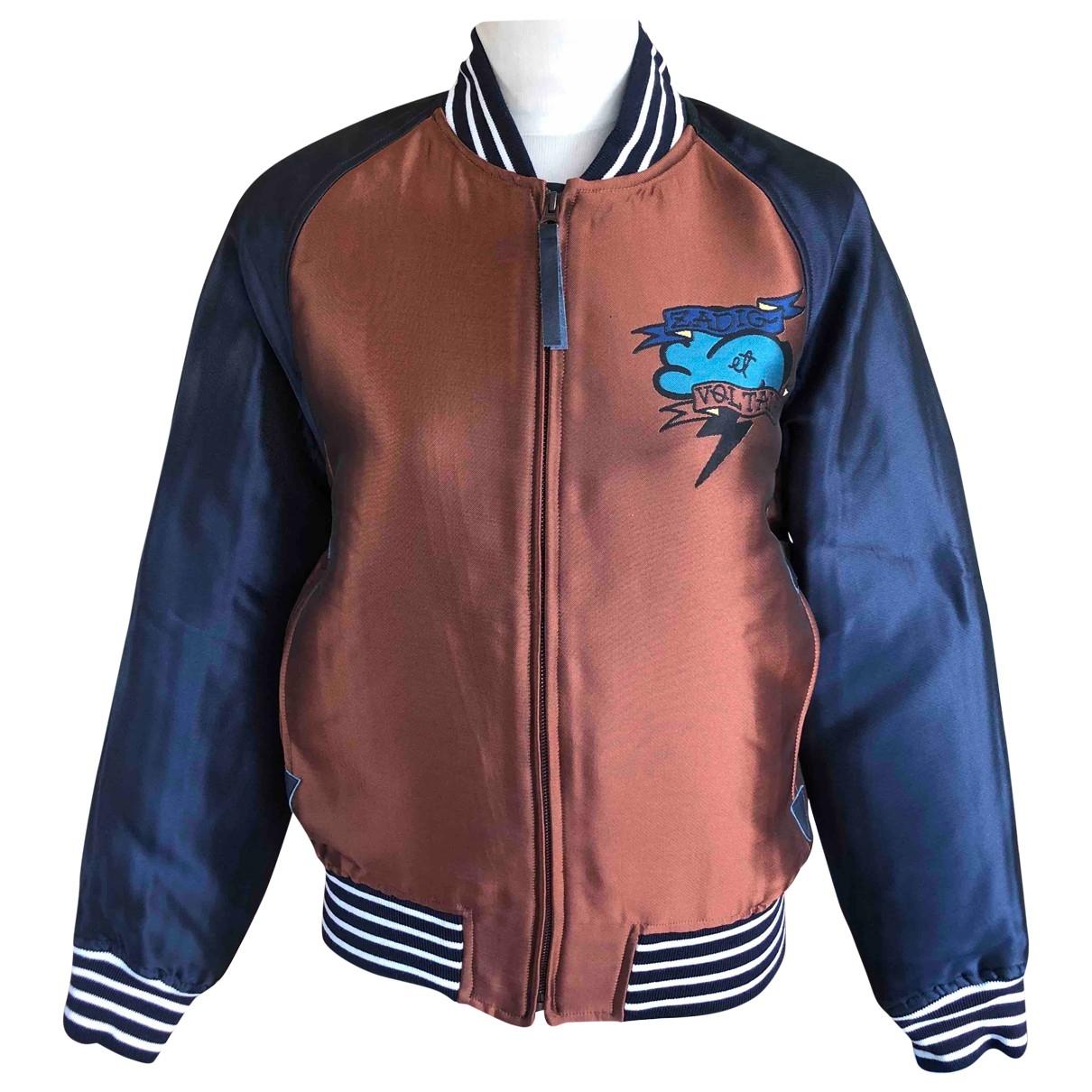 Zadig & Voltaire \N Multicolour jacket  for Men XS International