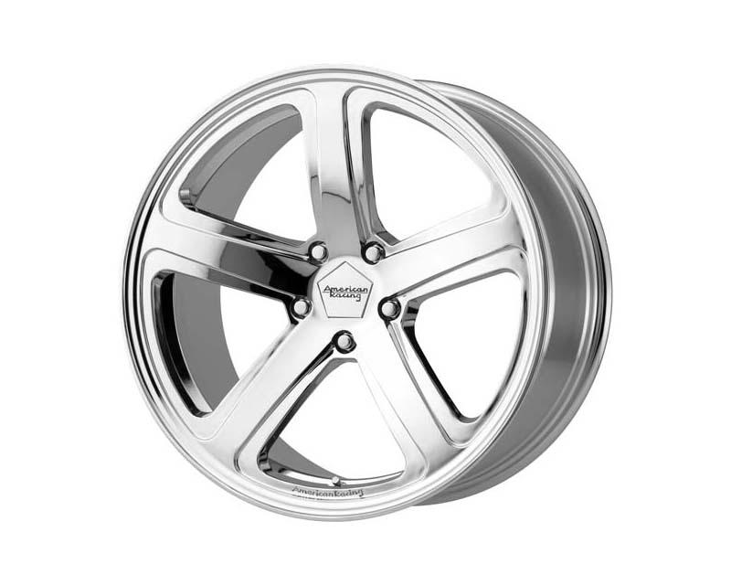 American Racing AR922 Hot Lap Wheel 18x8 5x114.3 38mm Chrome