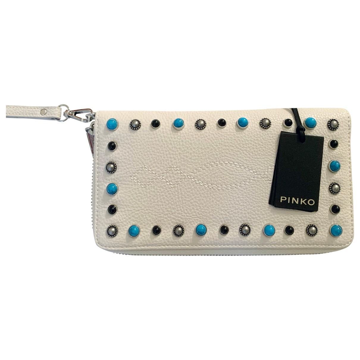 Pinko \N Beige Purses, wallet & cases for Women \N