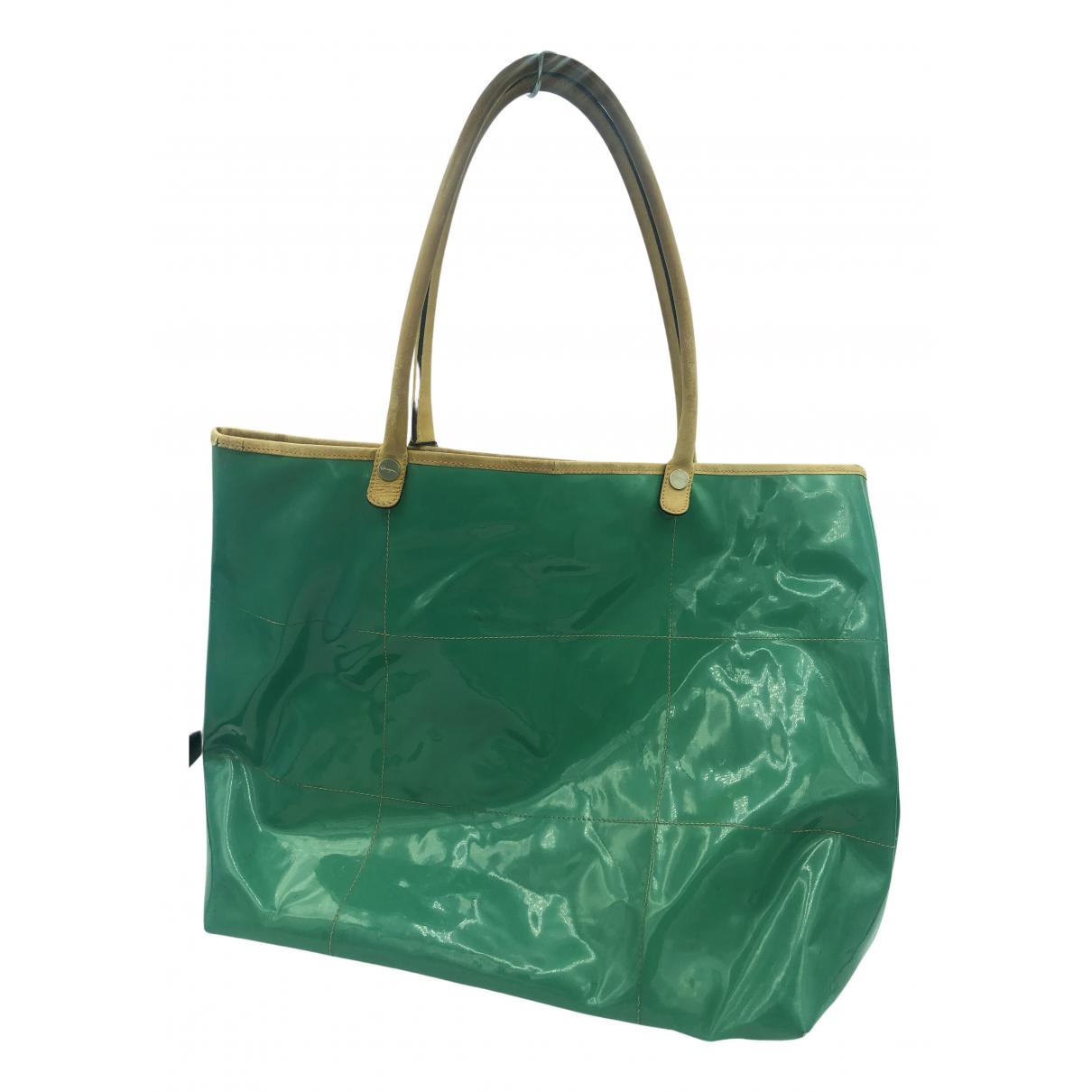 Salvatore Ferragamo N Green handbag for Women N