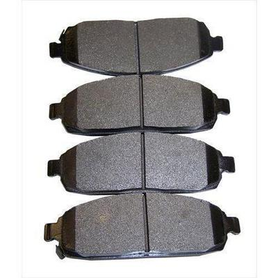 Crown Automotive Front Brake Pad Set - 5080868AA