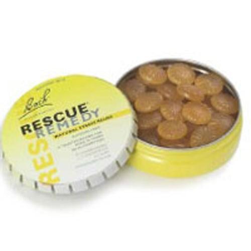 Rescue Remedy Pastilles 50 G by Bach Flower Essences