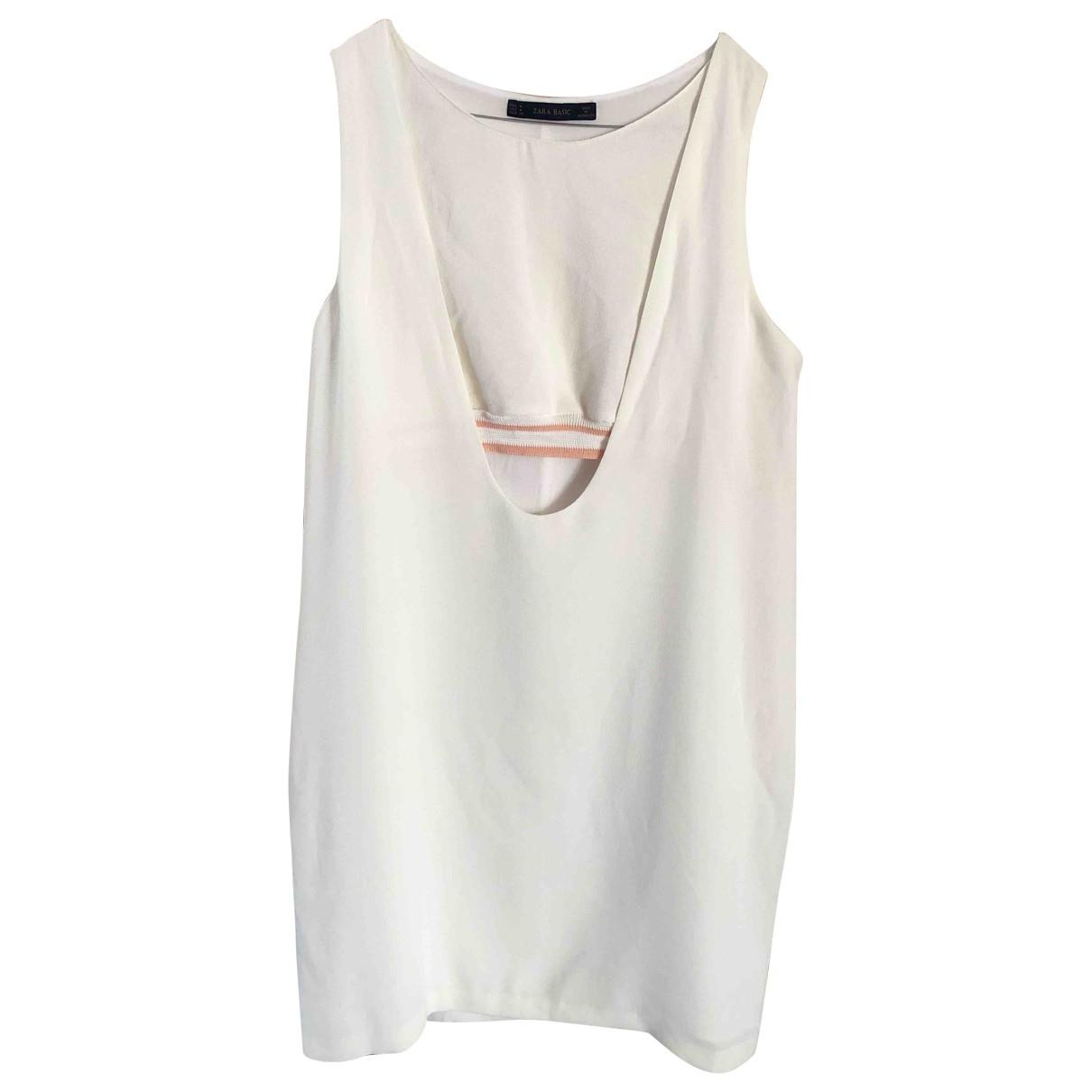 Zara \N White dress for Women M International
