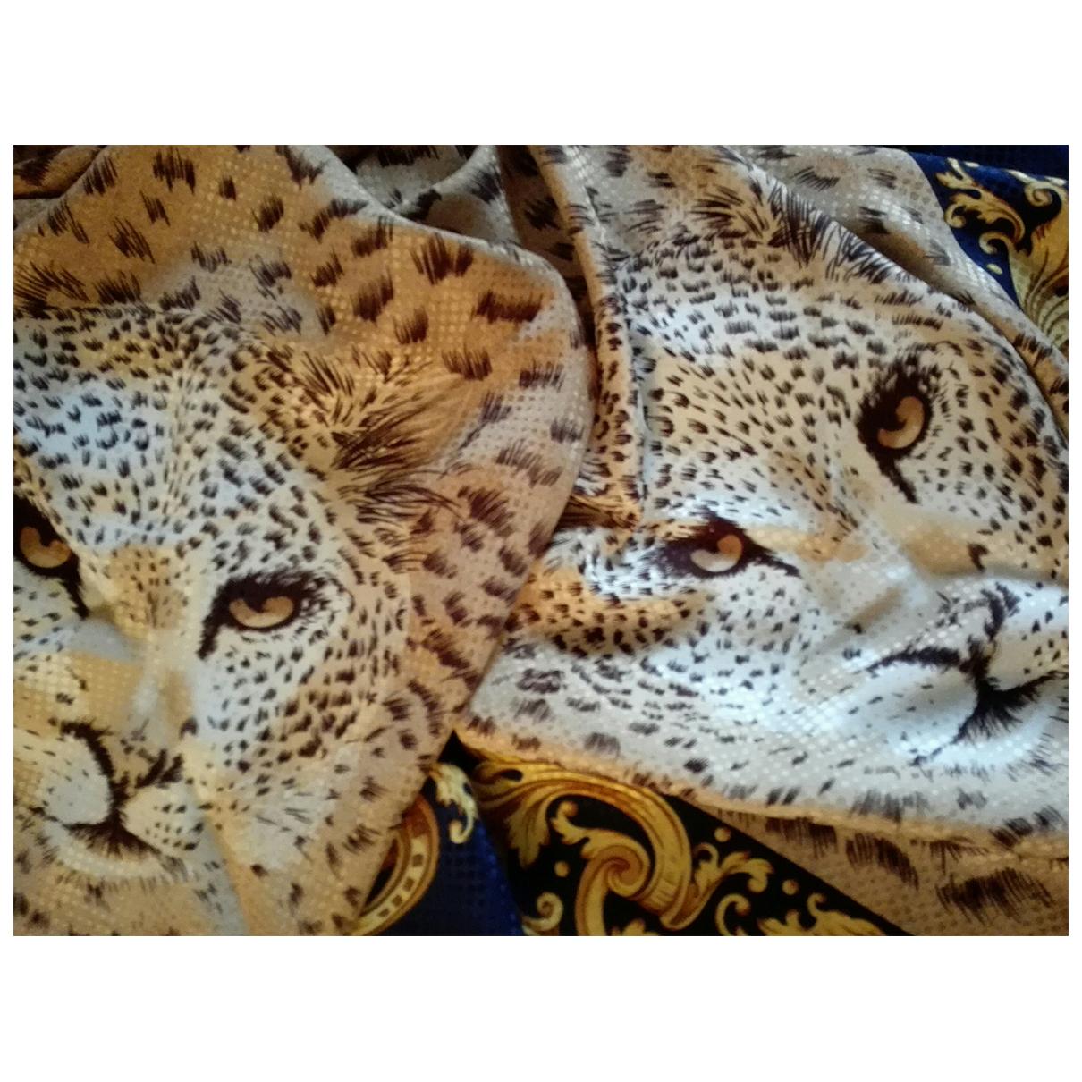 Autre Marque N Beige Silk scarf for Women N