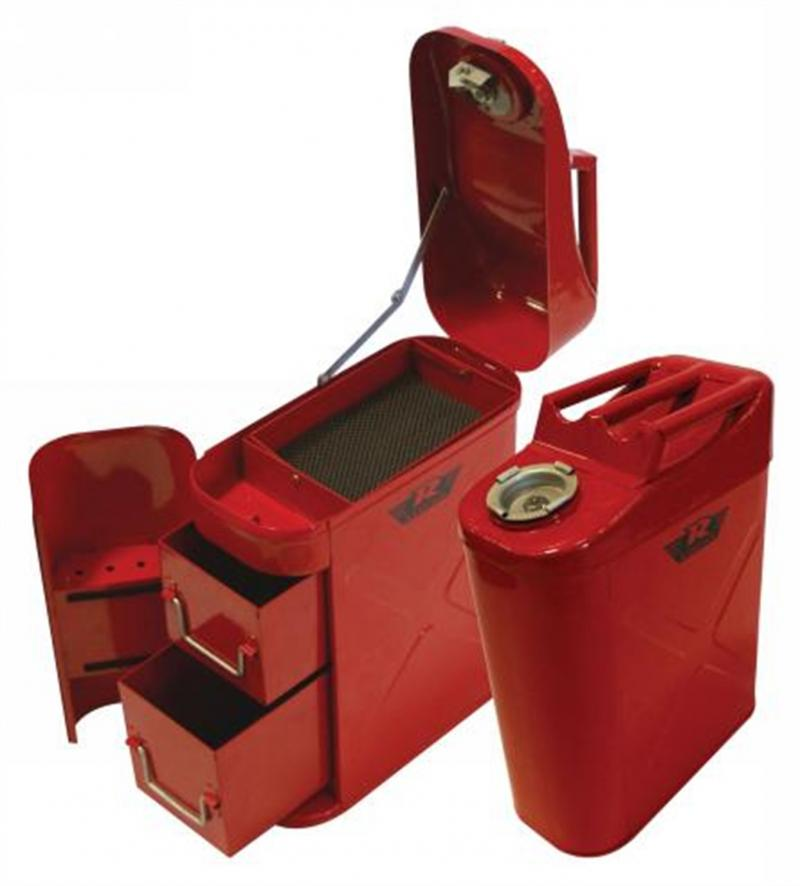 Rampage 86619 Trail Can Utility/Tool Box