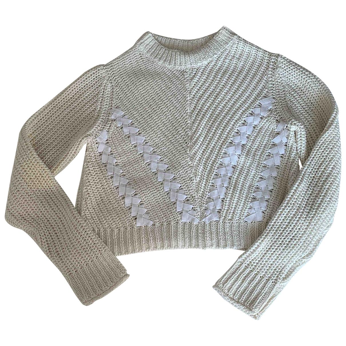 3.1 Phillip Lim \N White Cotton Knitwear for Women XS International