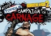 Borderlands 2 - Mr. Torgues Campaign of Carnage DLC Steam CD Key
