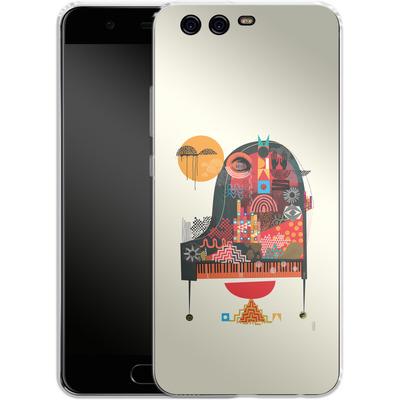 Huawei P10 Silikon Handyhuelle - Sound of Joy von Victoria Topping