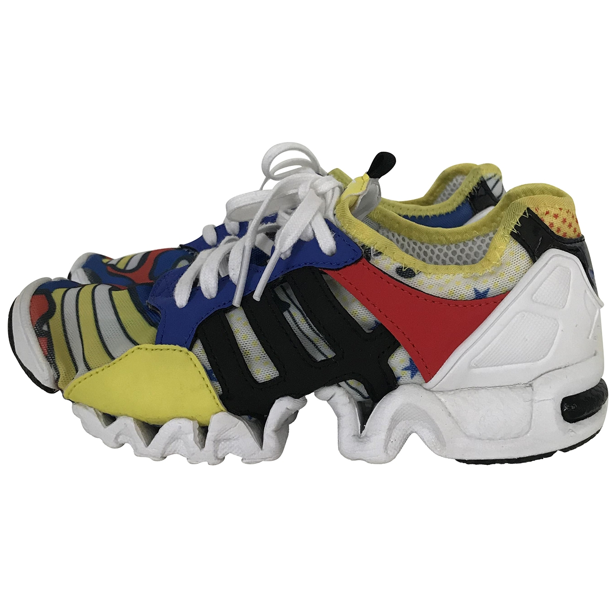 Adidas \N Multicolour Cloth Trainers for Women 37 EU