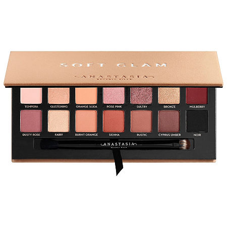 Anastasia Beverly Hills Soft Glam Eyeshadow Palette, One Size , No Color Family