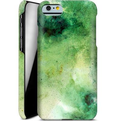 Apple iPhone 6 Smartphone Huelle - Abstract Galaxy - Green von Barruf