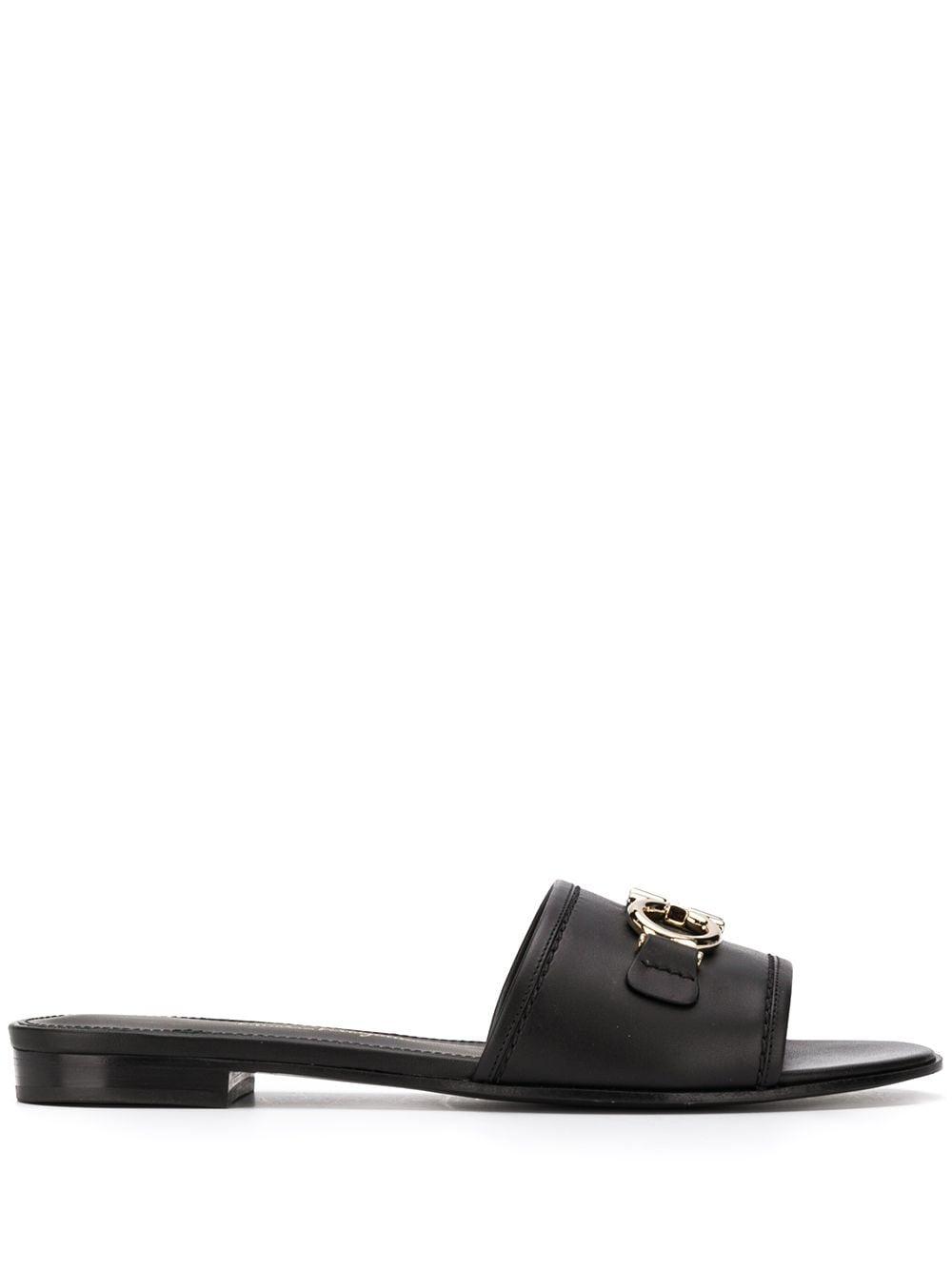 Rhodes Leather Sandals