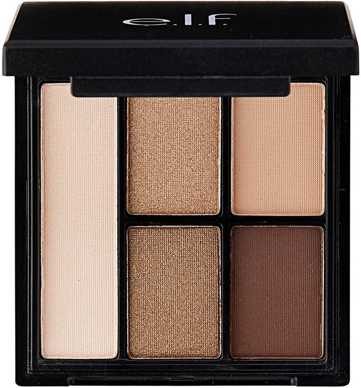 Contouring Clay Eyeshadow Palette