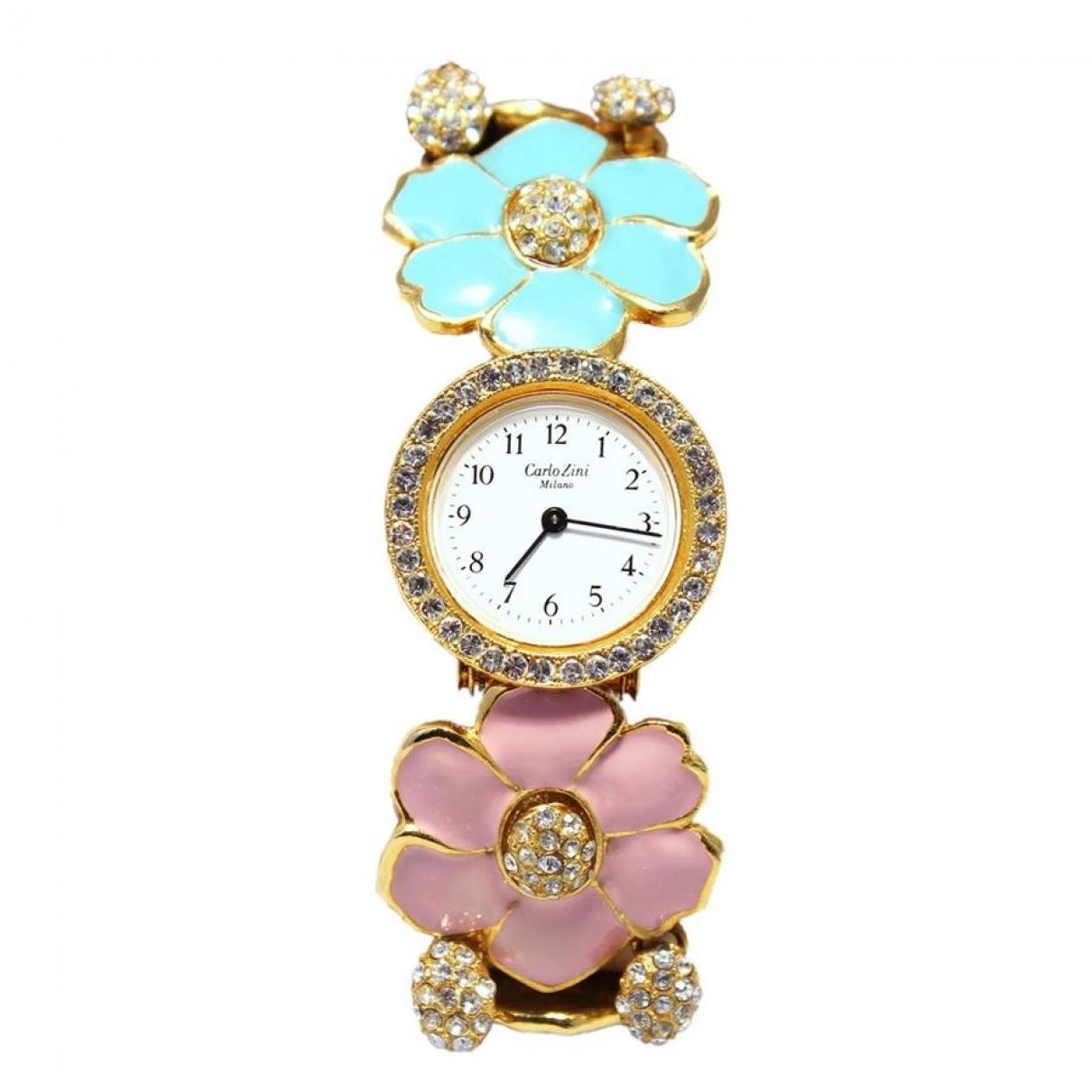 Relojes de Oro amarillo Carlo Zini