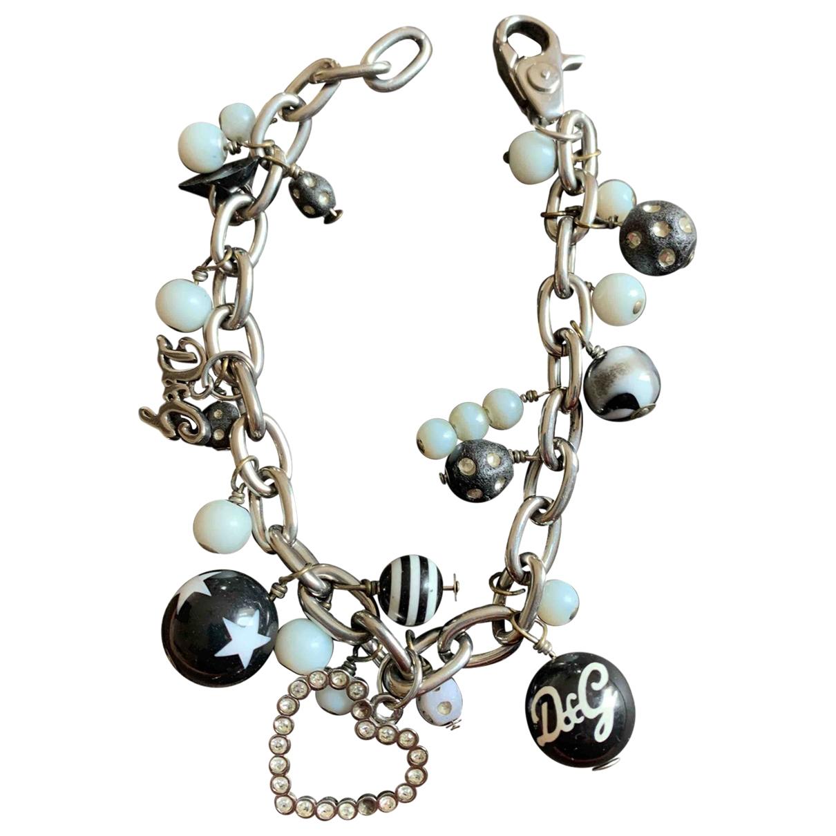 D&g \N Silver Silver bracelet for Women \N