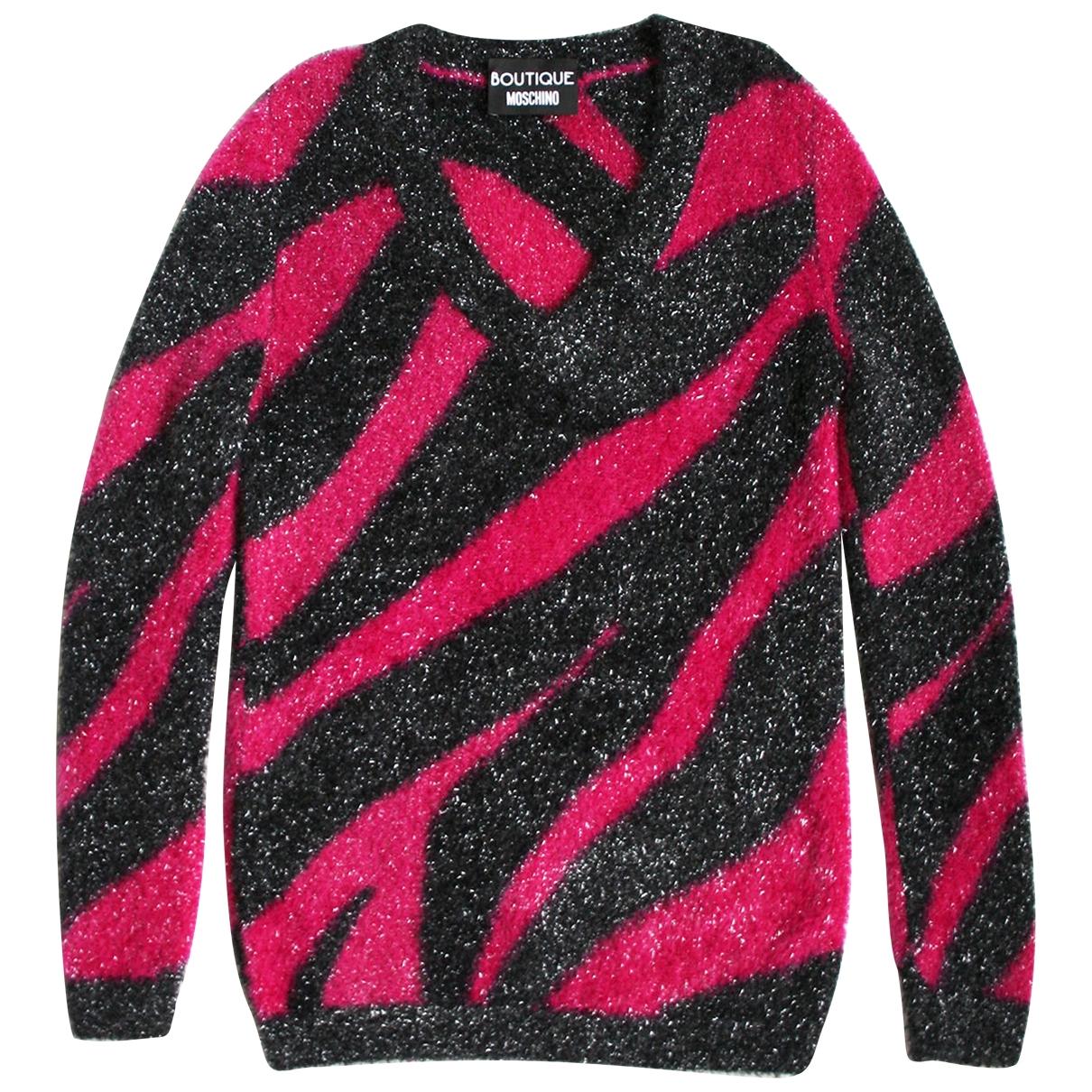 Moschino \N Pink Knitwear for Women 40 IT