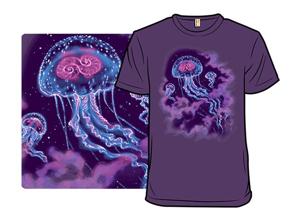 Bioluminescence T Shirt